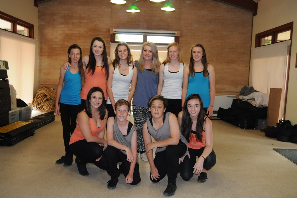 The Element Dancers